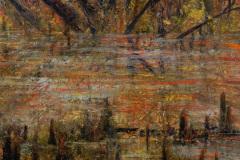 """Swamp Song 24"""" x 18"""" oil on linen"""