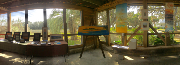 """Mary Edna Fraser, Artist, Environmentalist"" Edisto Island Preservation Alliance Annual Meeting, November 2016"